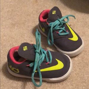 Nike KD Kevin Durant Shoes for Toddler